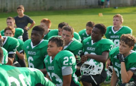Changes Made for the Eighth-Grade Football 2016 Season