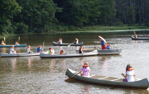 Sixth Graders Make Memories at Camp
