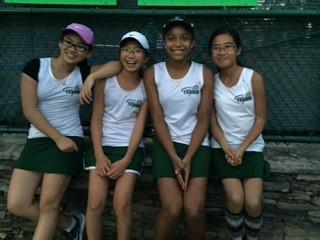 Wildcat Girls' Tennis Wraps Up the Season