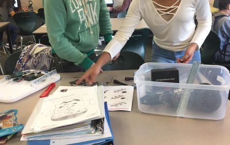 STEM Class: Teaching Problem Solving and Preparing Kids for Science Careers