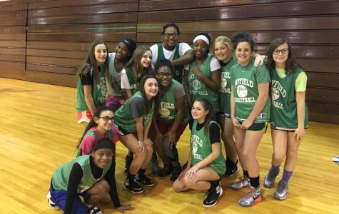 Eighth-Grade Lady Wildcats Start Fighting Back