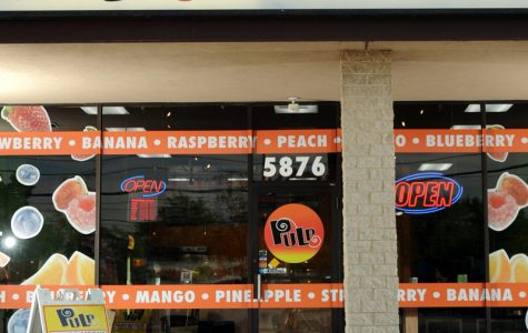 Mayfield's Well-Loved Smoothie Shop: Pulp