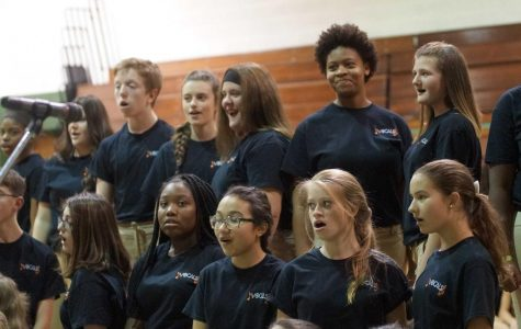 Vocal Dimensions Earn Honors at Cedar Point Competition