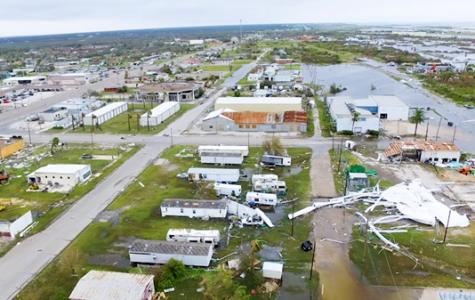 Hurricane Harvey's Effects