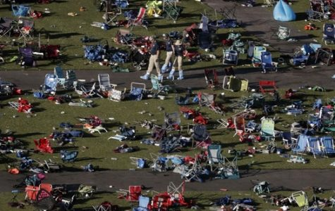 Las Vegas concert turns to nightmare with deadly mass shooting