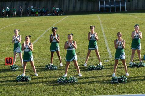 Go Mayfield! A behind-the-scenes look at MMS's cheer team