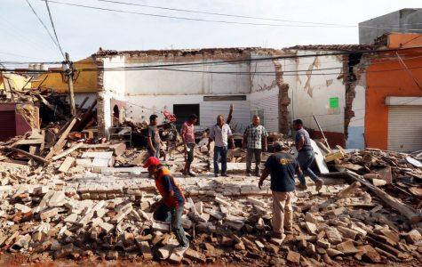 Deadly Earthquake Strikes Mexico City