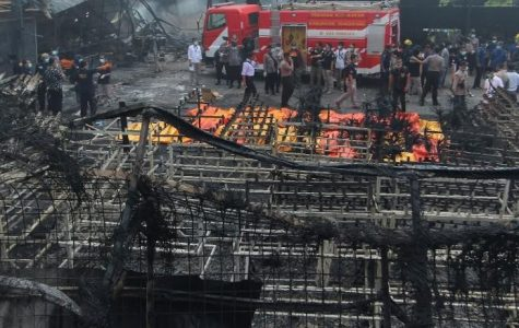 Indonesian Firework Factory Explosion Leaves 47 Dead and 46 with Severe Burns