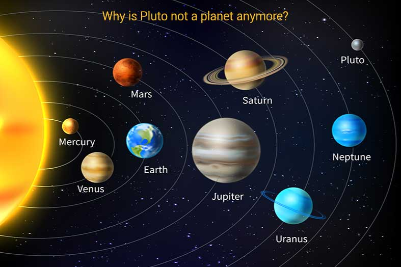 why isn't pluto a planet?