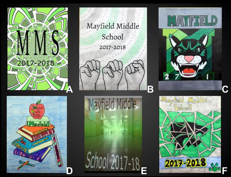 Here are just a few of the great designs submitted.