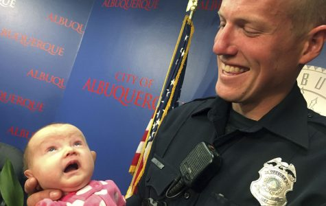 New Mexico Officer Adopts Baby from Opioid Addicted Mother