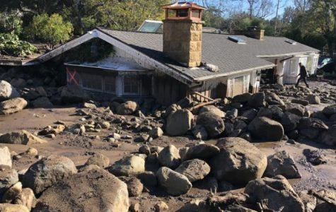 California Mudslides Destroy Homes and Kill Many