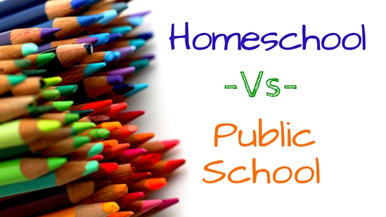 homeschool vs public school essay Home-schooling vs public schools not so long ago, home-schooling was something that most people had not even home schooling vs public schools: which one is better thesis statement: many parents question what is best for their child's education, home schooling or public school.