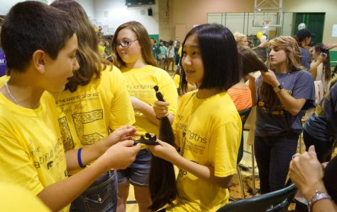 Beautiful Lengths: Cutting hair for cancer
