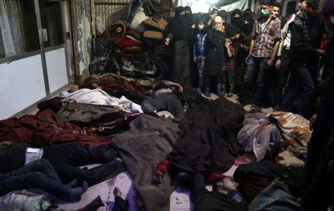 The world still waiting for answers in the Syrian chemical attack