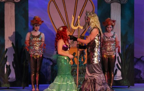Travel under the sea with Mayfield High School's The Little Mermaid