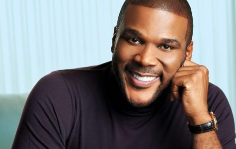 Tyler Perry, creator of Madea