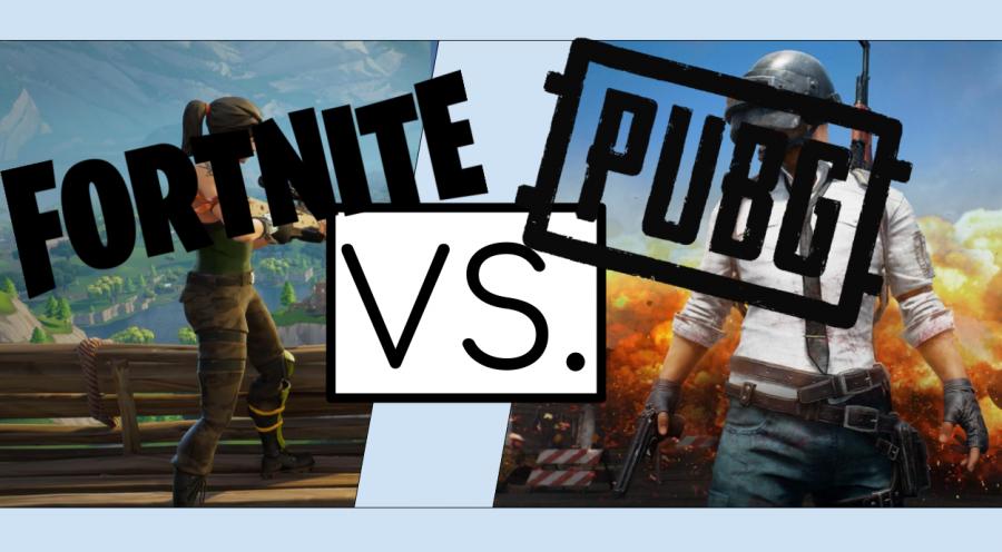 Fortnite vs  PUBG – The Wildcat Voice