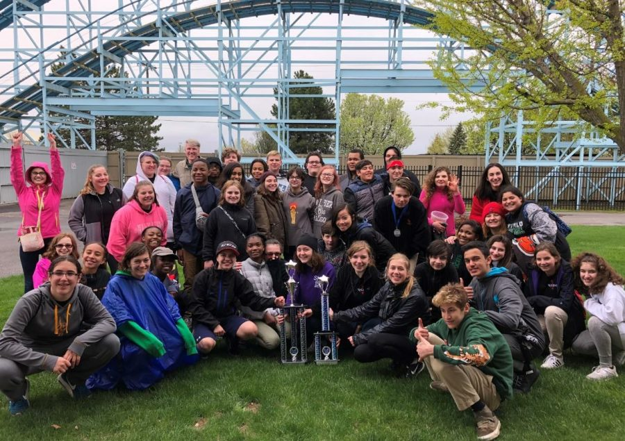 Vocal Dimensions takes first place at Cedar Point