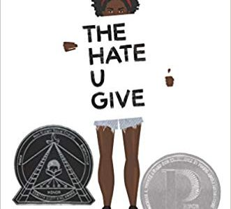 The  Bestselling Book The Hate U Give