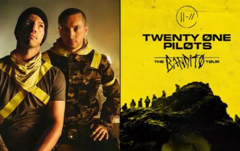 The comeback of Twenty One Pilots