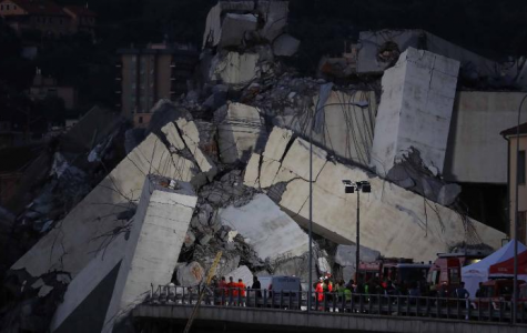 Famous Italian bridge collapses, leaving 42 people dead