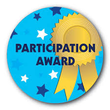 Do participation awards encourage hard work or a lack of achievement?
