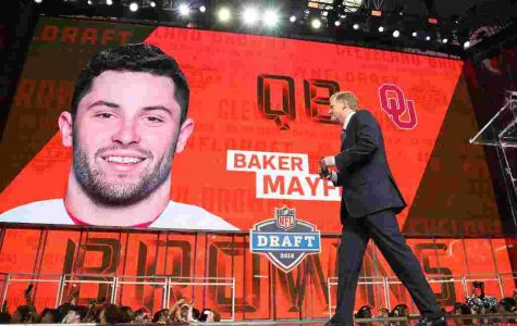 The Browns' off-season trades