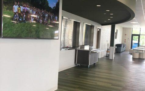 Summer renovations transform cafeteria