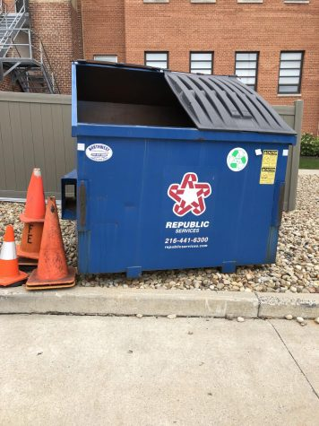 Why aren't we recycling?: The reason behind the district-wide disappearance of the blue bins