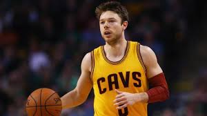 Delly is back in Cleveland