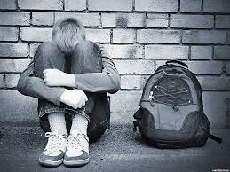 Youth homelessness on the rise