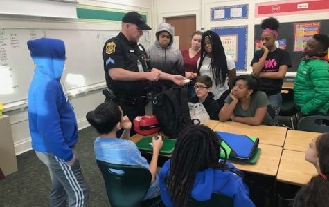 Getting to know Officer Gary
