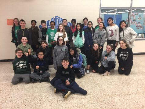 """Like a Family"": Inside the performances of MMS choir group, Vocal Dimensions"