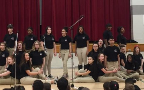 """""""Like a Family"""": Inside the performances of MMS choir group, Vocal Dimensions"""