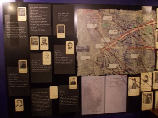 The 131st anniversary of the first of the Whitechapel murders