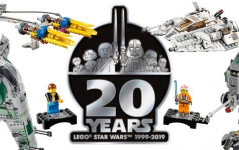 20th Anniversary LEGO Star Wars hit shelves internationally