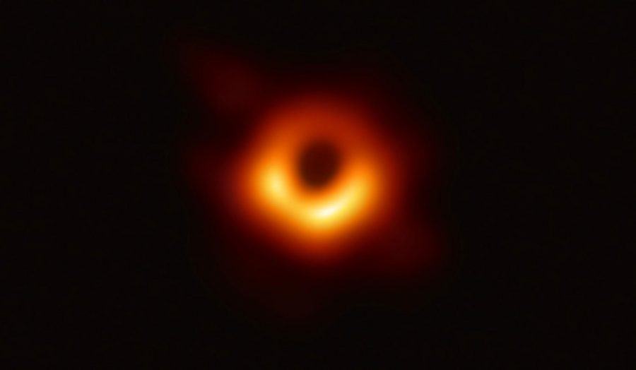Event+Horizon+Telescope+astronomers+successfully+capture+the+first+image+of+a+black+hole