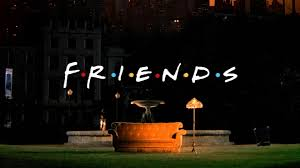 The 25th anniversary of Friends