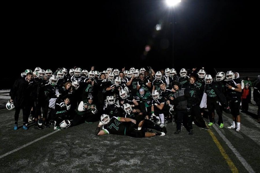 MHS football impresses with undefeated season
