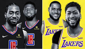 LA Lakers and LA Clippers season recaps and comparisons
