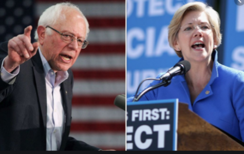 Sanders and Warren feud ignites during Democratic debate
