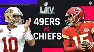 49ers and Chiefs to compete in Superbowl LIV