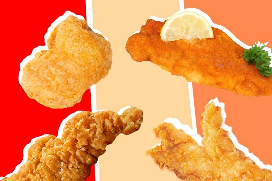 Chicken+nuggets+vs.+chicken+tenders