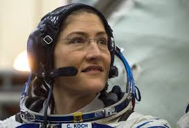 Record for longest space mission by a woman broken