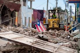 Puerto Rican earthquakes destroy homes and kill 116