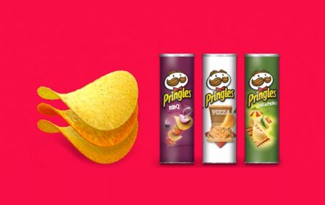 What's up with the chips in a can? Fun facts about Pringles and a student taste test