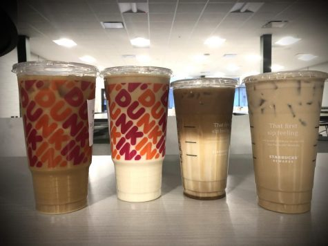 Starbucks vs. Dunkin: Which do you prefer?