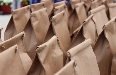 Has the quality and variety of school lunches decreased since they became free?